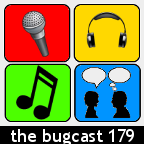 thebugcast179