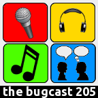 thebugcast205